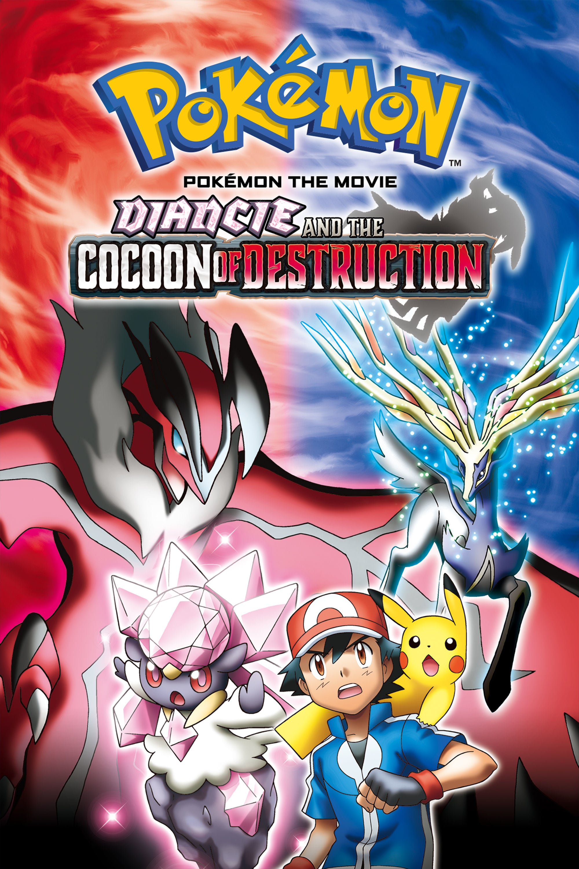 Movie: Diancie and the Cocoon of Destruction