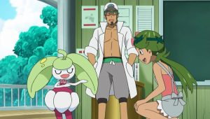 Pokémon Season 21 Episode 38