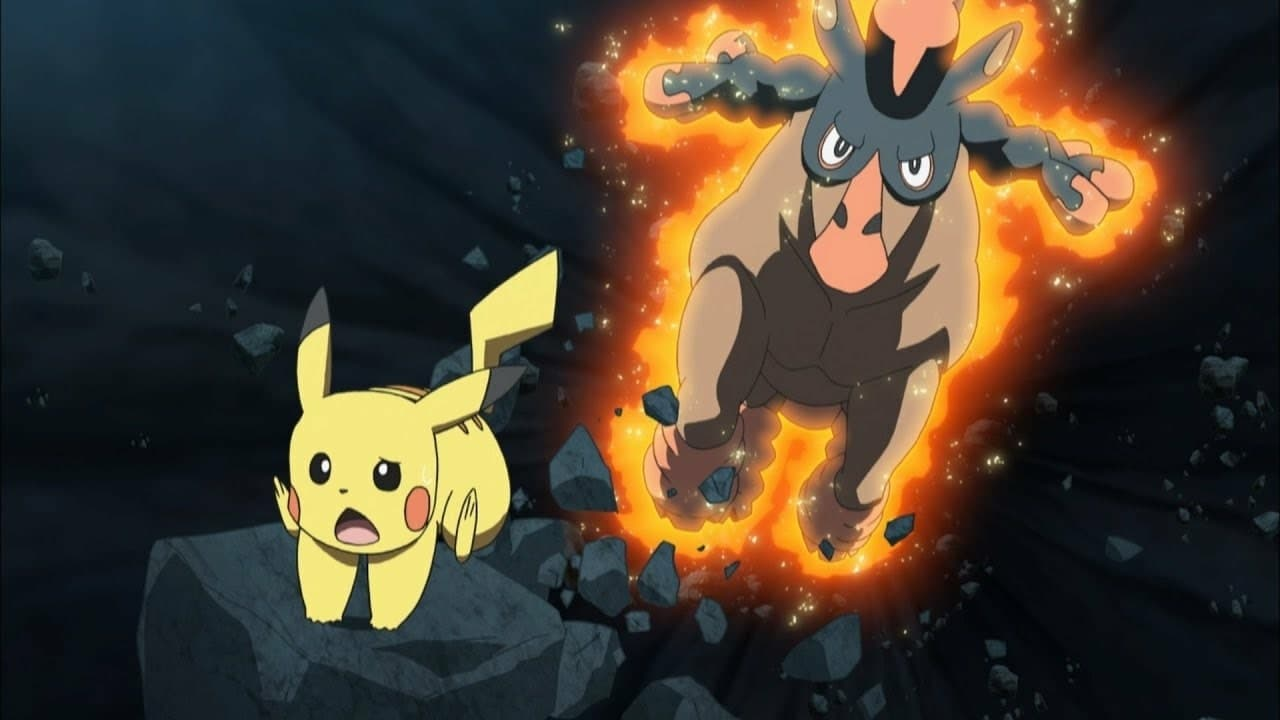 Pokémon Season 22 Episode 17